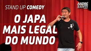 O CARA MAIS LEGAL DO MUNDO E O CARA MAIS CHATO DO MUNDO - André Santi - Stand Up Comedy