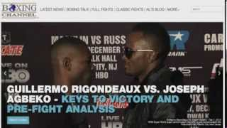 Guillermo Rigondeaux vs. Joseph Agbeko - Keys to Victory and Pre-Fight Analysis.
