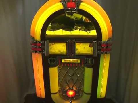 Wurlitzer 1015 ONE MORE TIME 50 CD Jukebox