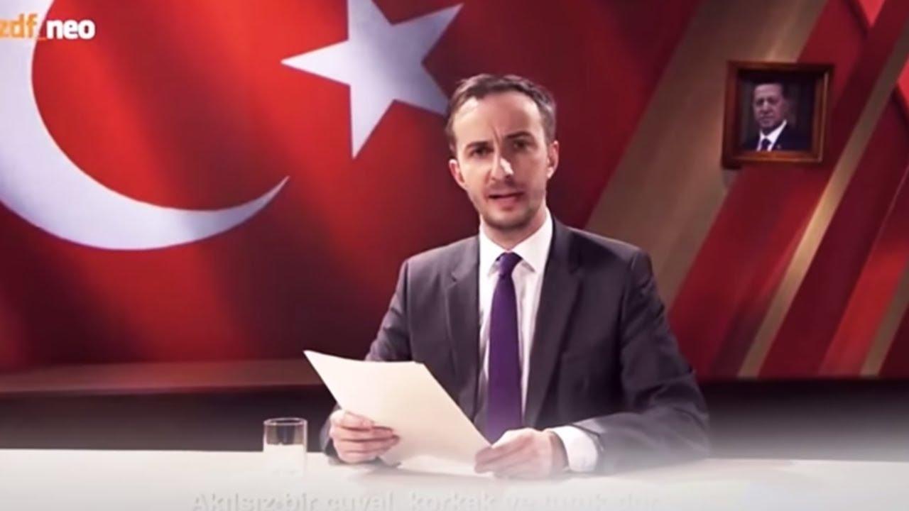 Böhmermann macht ernst und verklagt Kanzlerin Merkel