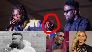Stonebwoy & Sarkodie Finally Reacts To Beyonce, Shatta Wale Collabo