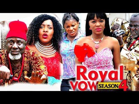 Royal Vow Season 4 - 2018 Latest Nigerian Nollywood Movie Full HD | YouTube Films