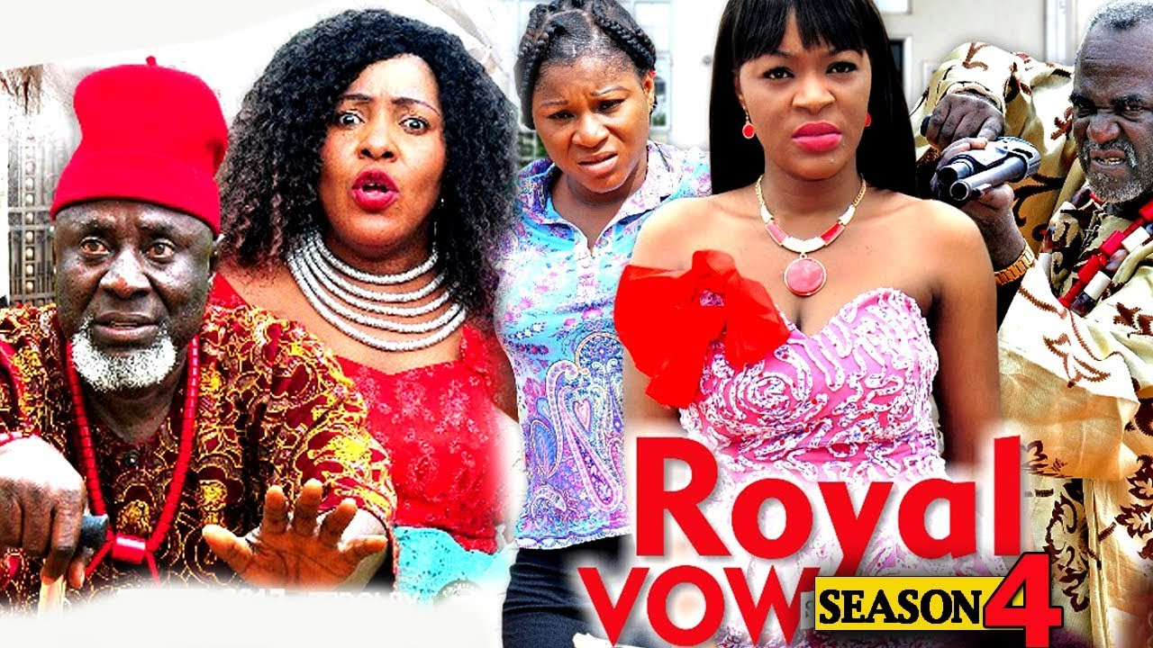 Download Royal Vow Season 4 - 2018 Latest Nigerian Nollywood Movie Full HD | YouTube Films