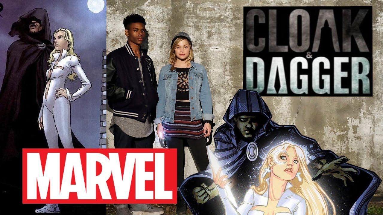 Marvel S Cloak Dagger Trailer Oficial 1 Full Hd Espanol Nueva Serie De Marvel Television