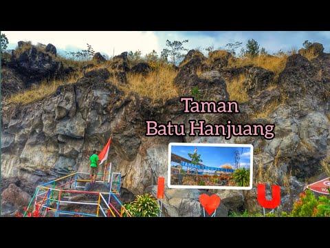 Taman Batu Hanjuang Kuningan Jabar Part2 Youtube