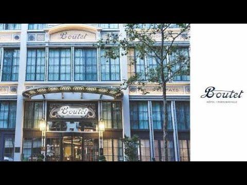 Luxury Boutet Hotel in Paris