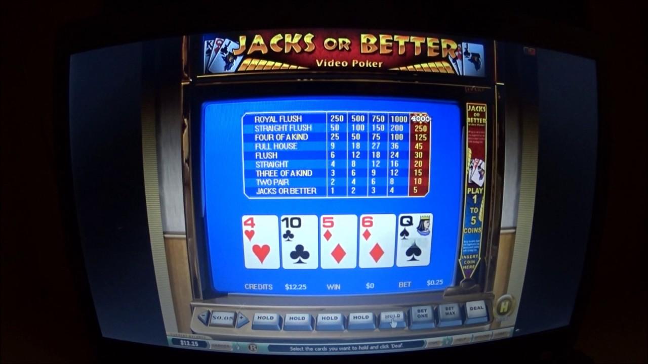 machine poker casino