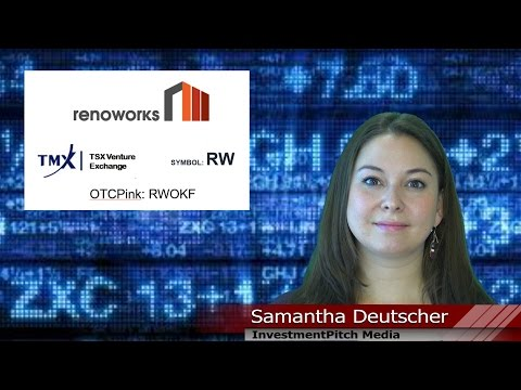 Renoworks Software (TSXV: RW) received a grant from Alberta Innovates Technology