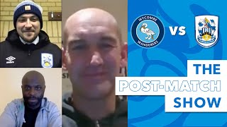 ⚽️ THE POST-MATCH SHOW | Wycombe Wanderers (A)