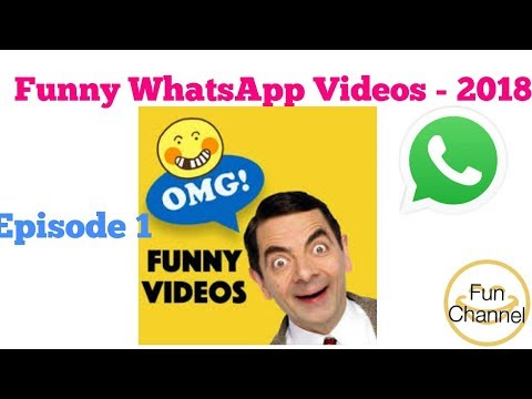 Whats App Funny Videos - 2018 I Episode 1 I by Fun Channel