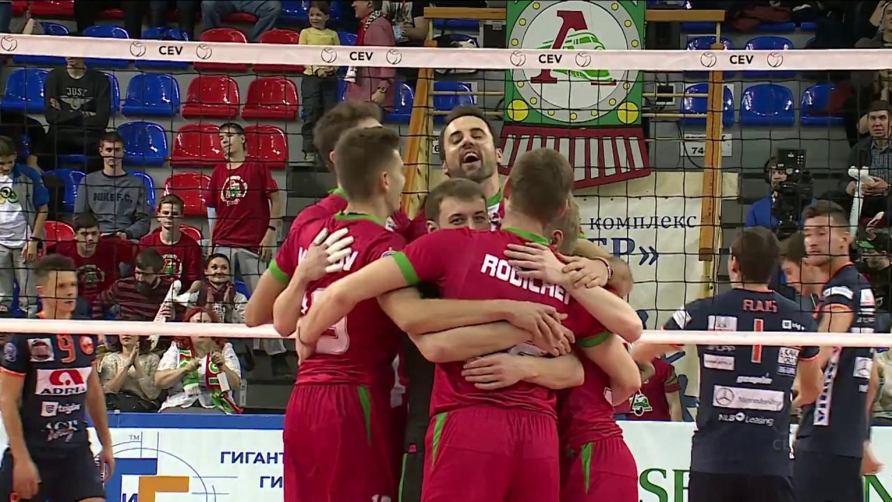 Lokomotiv (Novosibirsk) - volleyball club with a rich history