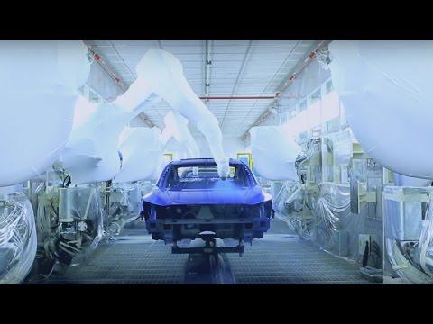 โรงงานผลิตรถยนต์ฮอนด้าแห่งใหม่ สวนอุตสาหกรรมโรจนะ จังหวัดปราจีนบุรี