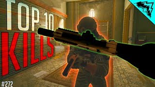Nothing can stop them... Top 10 Rainbow Six Siege Plays