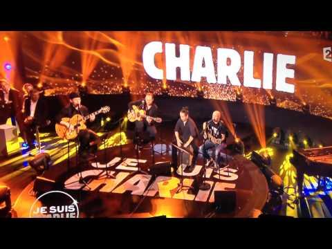 Tryo — CHARLIE LIVE | #JeSuisCharlie