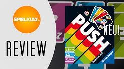 Push // Kartenspiel - Review // Regeln & Meinung