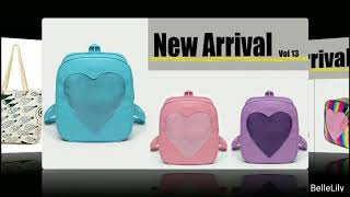 It Is Time to Update Bag, Purse, Backpack, Clothing & Sandals! NewIn EMagazine Vol 13