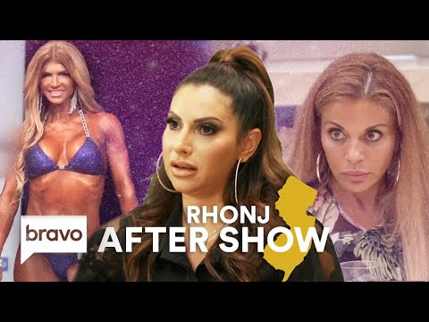 Jennifer Aydin Calls Teresa Giudice's Necklace Ugly | RHONJ After Show (S9 Ep12)