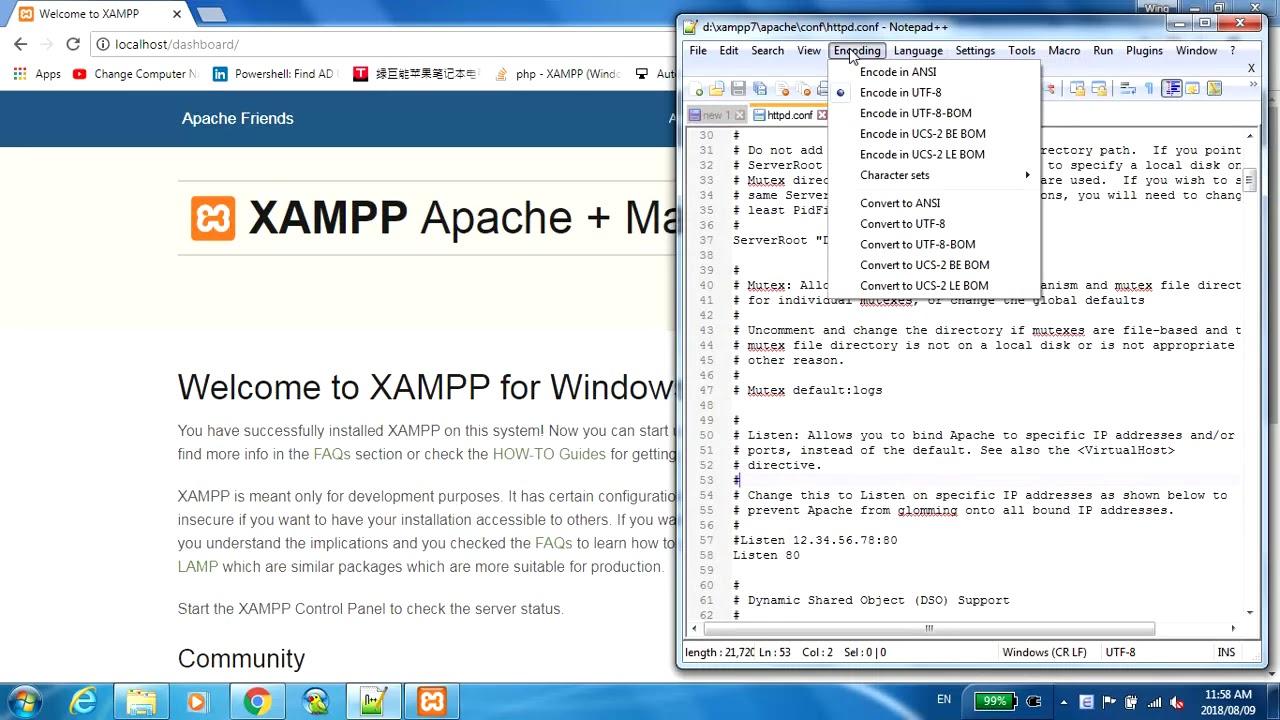 xampp 1.7.1 gratuit