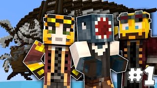 Minecraft - TIME TRAVELLERS! - Grandfather