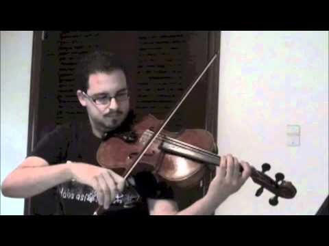 EUGENIO FIGUEROA - VIOLA - YouTube Symphony Audition - YouTube