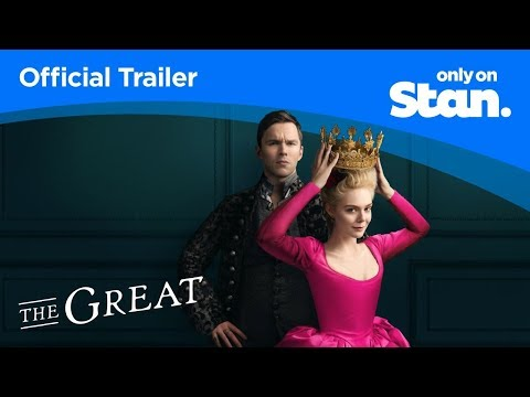 The Great | OFFICIAL TRAILER | Only on Stan.