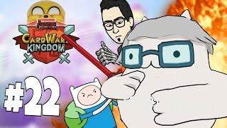 BATALHA FINAL COMEÇA? - GUERRA DE CARTAS: O REINO #22 (Cards Wars Kingdom -Cartoon Network)