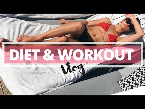 What I Eat + My Workout Routine || Daily Dose of Health & Wellness Vlog