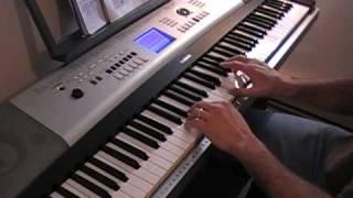 """Feels Like Home"" - Cover (Piano)"