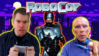ROBOCOP NES, SNES, SEGA, & Ar¢ade Video Game History & Review w/PETER WELLER