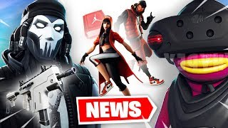 NEW ARME, STARTER PACK AND EVENEMENT ON FORTNITE ... (THE PROCHAIN SKINS)