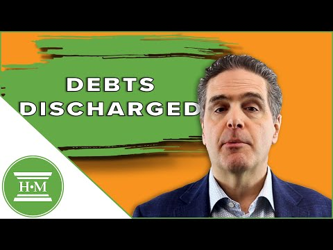 What Debts Are Discharged By Bankruptcy In Canada?