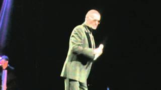 George Michael -  John & Elvis Are Dead - Royal Opera House - Symphonica - 6.11.2011