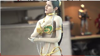 PHICEN STAR WARS SLAVE LEIA ACPLAY KIT build & review!