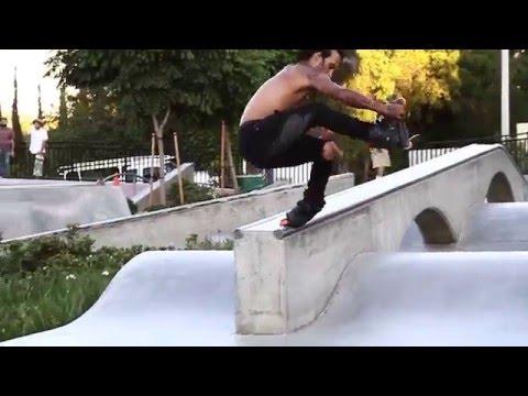 Franky Morales Avocado Skatepark Edit - USD Skates