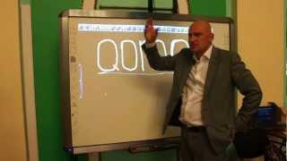 Радислав Гандапас и интерактивная доска QOMO. Интервью