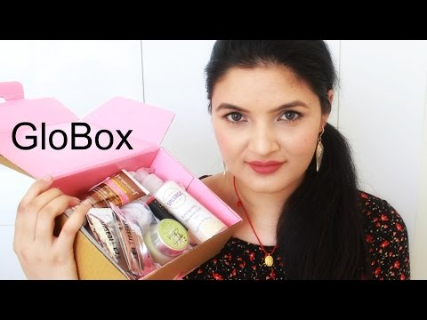 My December 2016 Globox - Review & Unboxing - InsideBeautyNo1 - 동영상