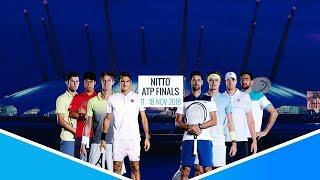 2018 Nitto ATP Finals: Live Stream Practice Court 2 (Friday)
