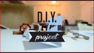 DIY Project - Copper pipe