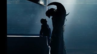 The Doctor vs The Fisher King - Before The Flood - Doctor Who - BBC