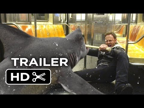 Sharknado 2: The Second One TRAILER 1 (2014) - Syfy Channel Sequel HD