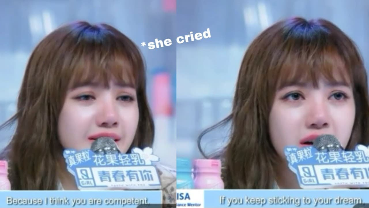 [LISA CRIED] Youth with You 2 ep 3 (Eng Sub)