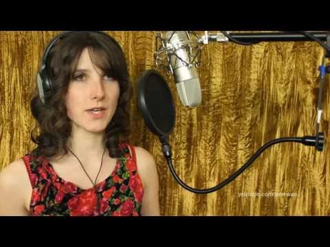 Red Right Hand - Nick Cave - Cover by Jennifer Ewan - (Peaky Blinders Theme)