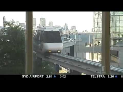 Hobart interested in Sydney's monorail