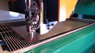 Автоматический лазерный раскрой металла(, 2014-06-13T12:49:02.000Z)