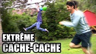 EXTREME CACHE-CACHE 2017 !!! - GAMEPLEY