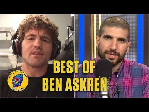Best of Ben Askren talking KO loss to Jorge Masvidal | Ariel Helwani's MMA Show