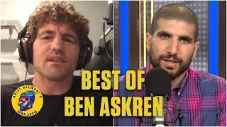 Best of Ben Askren talking KO loss to Jorge Masvidal | Ariel Helwani's MMA Show
