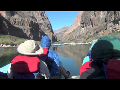 White Water Rafting, Colorado River, Lava Falls Rapid, Grand Canyon