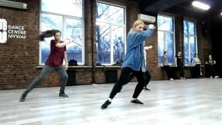 TroyBoi & Diplo - Afterhours (feat. Nina Sky) || Choreography by Sasha Putilov || Select 1
