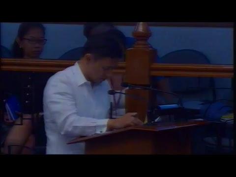Senate Session No. 76 (May 2, 2017)